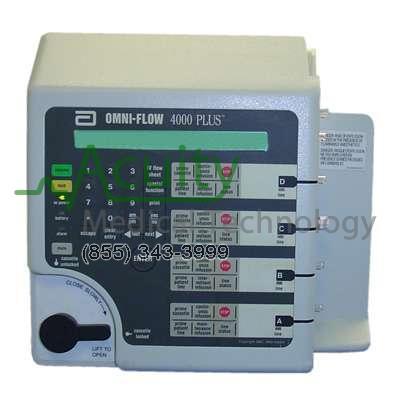 Abbott Omni-Flow 4000+ 40051-04