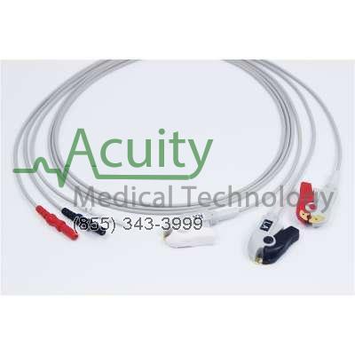 Acu-cable ECG Lead ECGL3LDGA